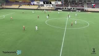 Highlights: Farum BK/FCN-B93: 1-4