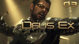 Deus Ex: Mankind Divided (03) Zamach