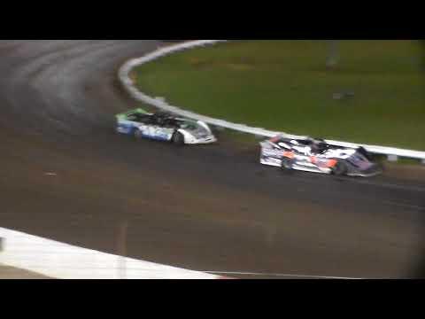 Late Model Heat 1 @ Farley Speedway 10/20/17