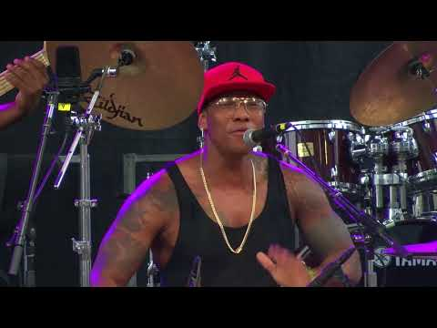Springfield Jazz Festival 2018 - Pedrito Martinez Group