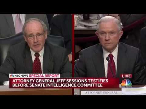 Sen. James Risch and Jeff Sessions