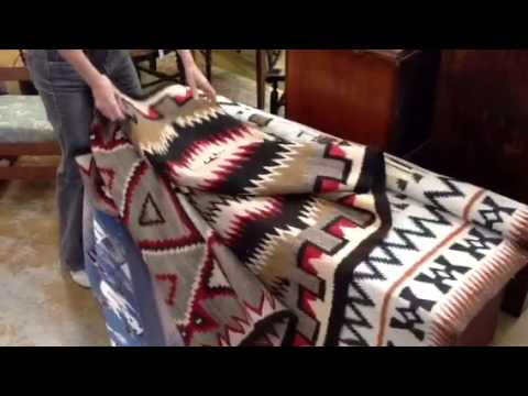 Native American Antiques, Navajo Blankets, American Indian