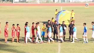 Thailand Youth League Highlight:สมาคมกีฬาแห่งจังหวัดสุรินทร์ 3-0 ยโสธร เอฟซี
