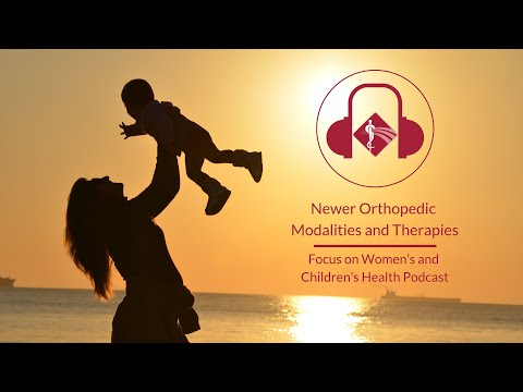 Newer Orthopedic Modalities and Therapies