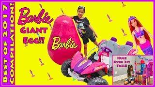 Barbie Toys Compilation for Kids! #1
