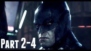 Batman Arkham Knight Walkthrough Gameplay Part 2 - Poison Ivy (PS4)