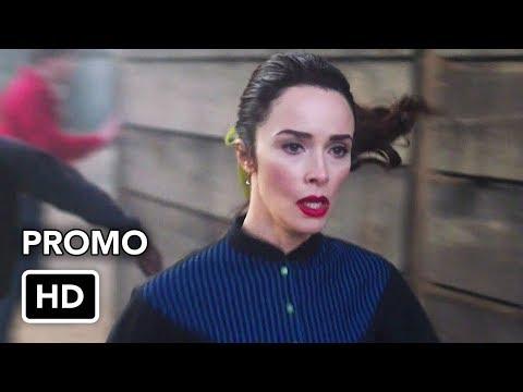 "Timeless Season 2 ""Save the Date"" Promo (HD)"