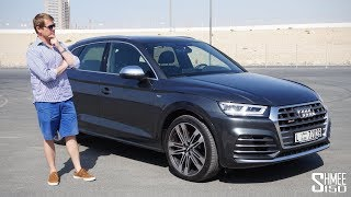 Is the Audi SQ5 the Best Everyday SUV?   REVIEW