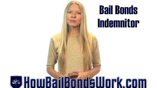 What is a bail bond indemnitor? Can I be a cosignor on a bond?