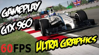 F1 2014 PC Gameplay GTX 960 Max Settings