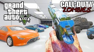 GTA 5 CUSTOM ZOMBIES CHALLENGE MAP!