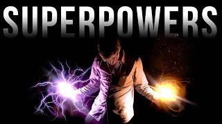 If You Could Have Any SuperPower..?