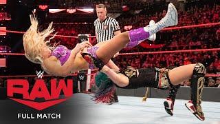 FULL MATCH - Charlotte Flair vs. Asuka – Raw, Jan. 27, 2020
