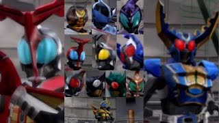 [PS2] Kamen Rider Kabuto : All Finishing Moves