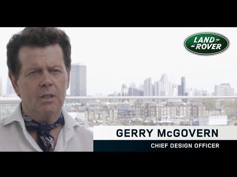 Land Rover 70th Anniversary - Gerry McGovern Interview