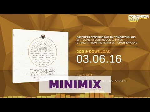 Daybreak Sessions 2016 By Tomorrowland (Official Minimix HD)