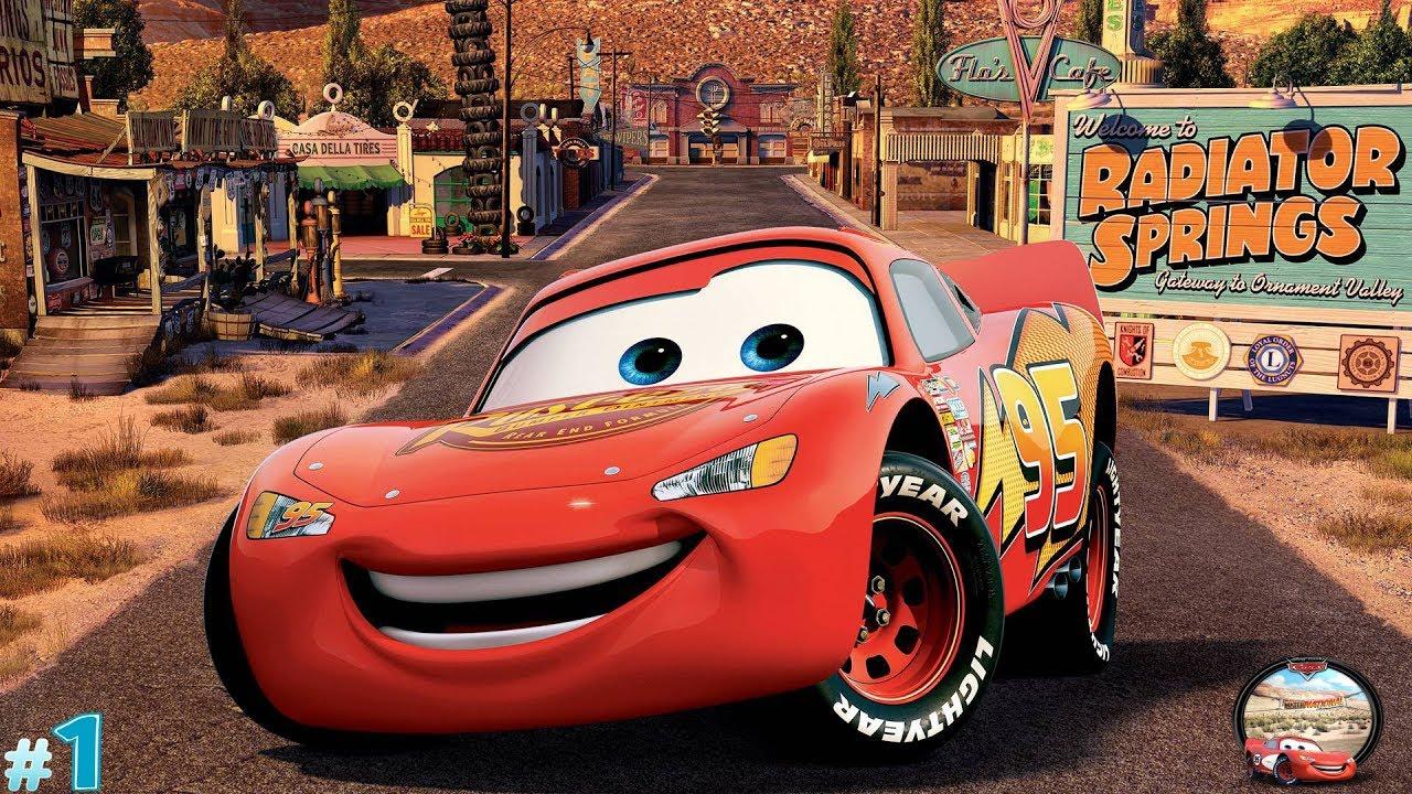 Verdak Cars Vegigjatszas Live 1 Resz Norbimcqueen Kigurul A Garazsabol Reszkess Forgalom Youtube