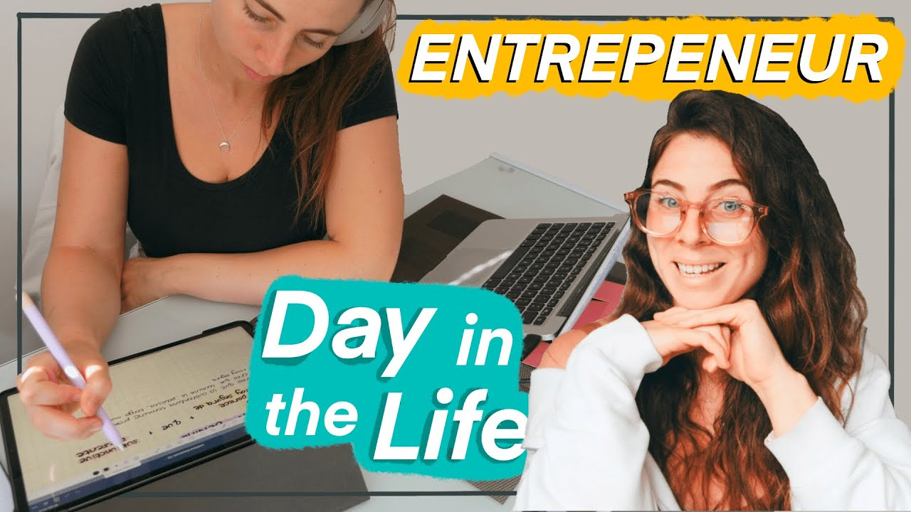 Day in the Life of an Entrepeneur // ISO Diaries Continued...