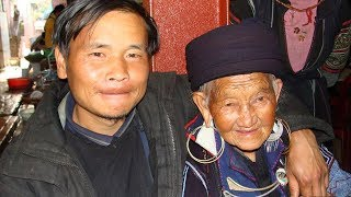 Choáng Với Cặp Đôi Chàng 38 Tuổi Cưới Nàng 90 Tuổi Ở Sapa - TIN TỨC 24H TV