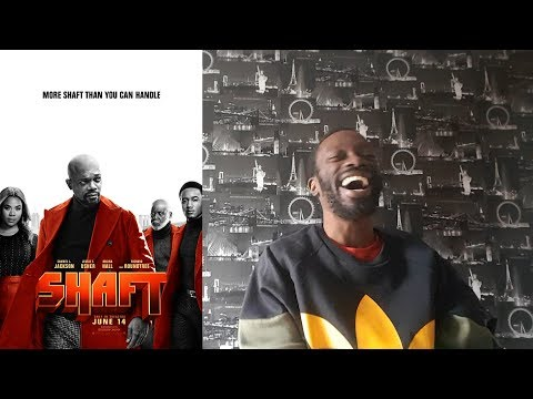 SHAFT Official Red Band Trailer – REACTION!!