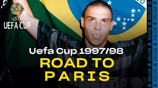 ROAD TO PARIS: INTER'S TRIUMPH IN THE UEFA CUP 1997/98 | An exclusive documentary 🏆🖤💙🎉 [SUB ENG]