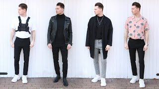 5 Outfit Ideas To Attract Attention | Mens Spring Fashion Lookbook 2019