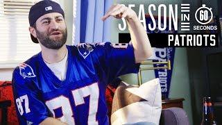 New England Patriots Fan   Season in 60 Seconds