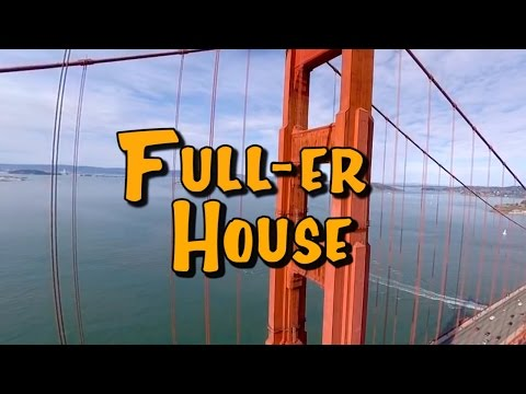 Full House Spin-Off NEW THEME SONG! Fuller House! (Intro Parody)