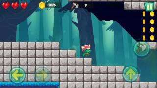 Jungle Adventures: Super World - Ask Garden Level 12... Gameplay (Free Game On Android)