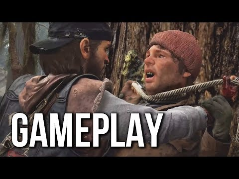 Thumbnail: Days Gone Gameplay | E3 2017