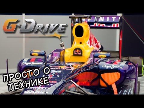 Болиды Формулы-1. G-Drive