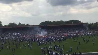 SV Darmstadt 98  - St. Pauli Aufstieg 1. Bundesliga  24.5.2015