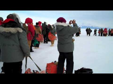 18 Going home on 2001FEB13 from McMurdo Station Antarctica to Christchurch VID00108
