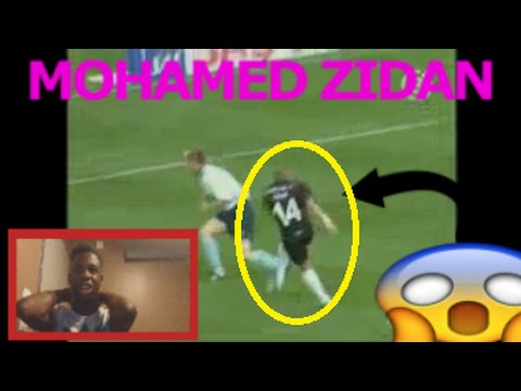 MOHAMED ZIDAN | SKILLS & GOALS | JUDETUBEHD REACTION!!