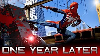 Spiderman PS4 Review ONE YEAR LATER (2019) | Was it Actually That Good?