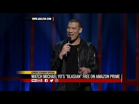 Comedian Michael Yo Gives Us Something To Laugh About