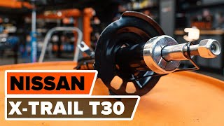 Opravit NISSAN X-TRAIL sami - auto video průvodce