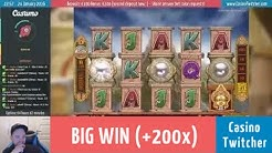 Pearls of India - BIG WIN - Bet size: €1.00