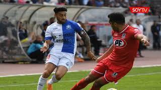 Unión La Calera ganó 2-0 a  Deportes Antofagasta y quedó segundo en la tabla del Nacional…