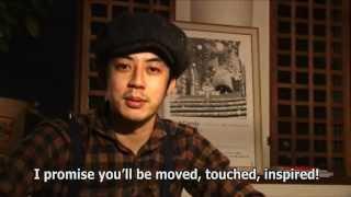 Akihiro Nishino Solo Art Exhibition  the ori