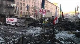 Ashton trifft in Kiew Janukowitsch   Journal