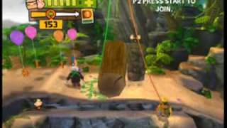 Disney Pixar UP XBOX 360 DEMO GAMEPLAY