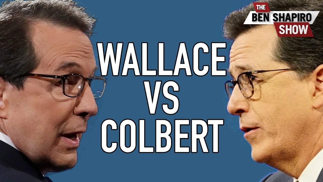 LOL: Chris Wallace's Perfect Response To Colbert