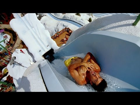 Top 10 Scariest Waterslides In The World 2016 || Pastimers