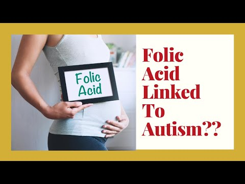 An Excessive Amount Of Folate and B12 during pregnancy Associated with Elevated Autism Risk in Baby