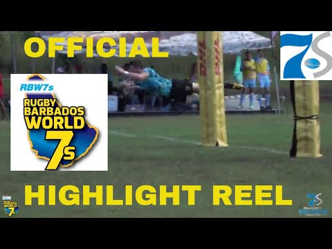 2017 OFFICIAL BARBADOS 7s HIGHLIGHT REEL