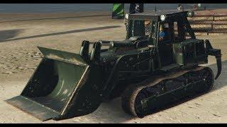 Grand Theft Auto V | Der erste in Deutschland mit dem grünen Dozer