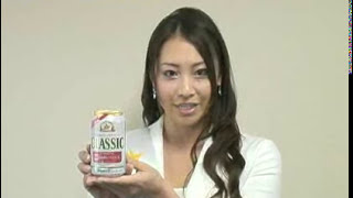 2010年サッポロビールイメージガールの中村果生莉さんが10月29...