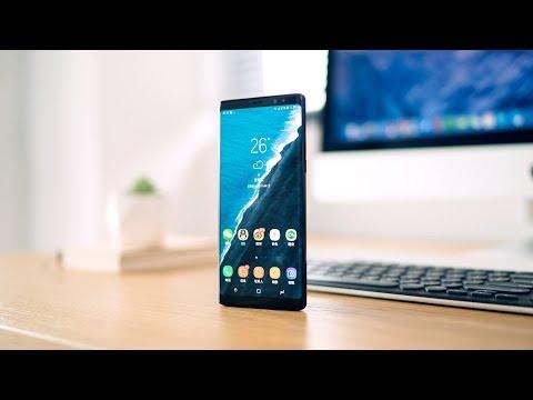三星Galaxy Note8详细评测
