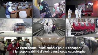 CORONAVIRUS EN CHINE: LA 2ÈME VAGUE DISSIMULÉE ?